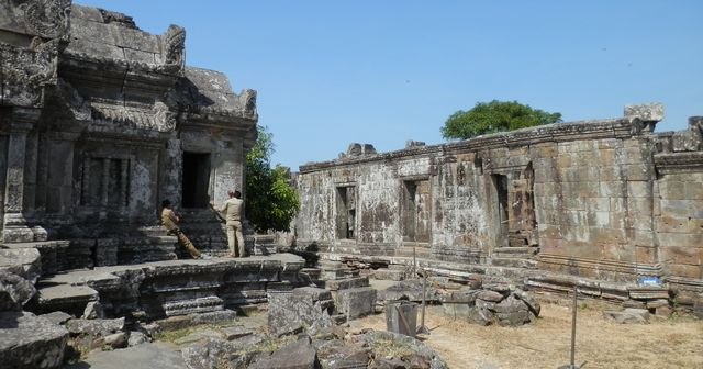プレアヴィヒア寺院の画像 p1_10